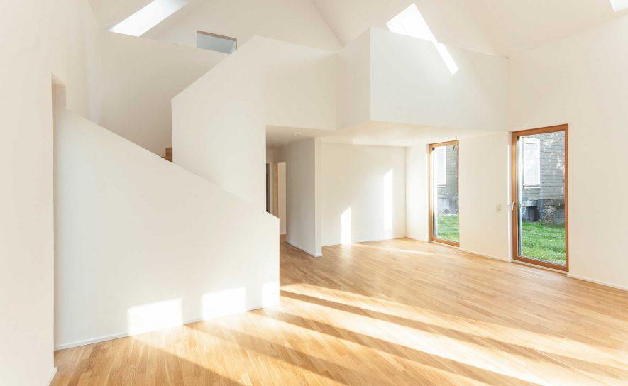 Architektenhäuser aus Holz