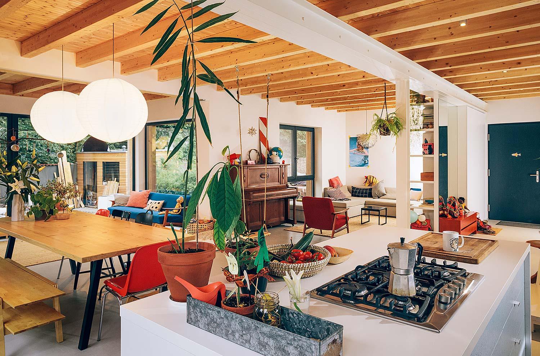 holzhaus d sseldorf fair trade haus. Black Bedroom Furniture Sets. Home Design Ideas