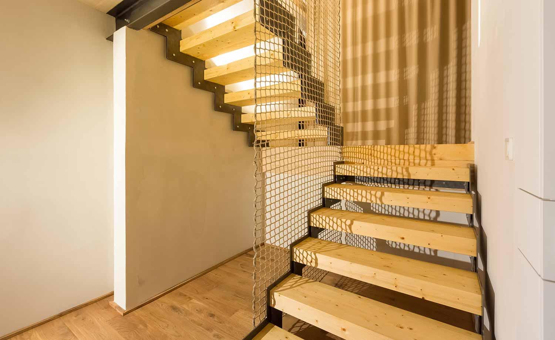 holzhaus sinzheim in split level bauweise i fair trade haus. Black Bedroom Furniture Sets. Home Design Ideas