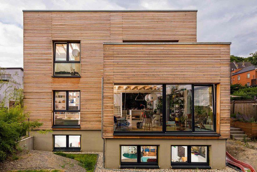 Holzhaus Düsseldorf