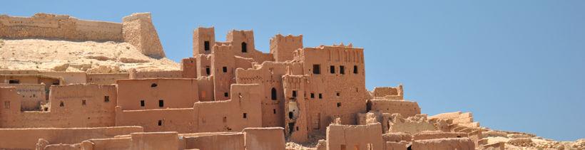 Lehmbauten Aït-Ben-Haddou